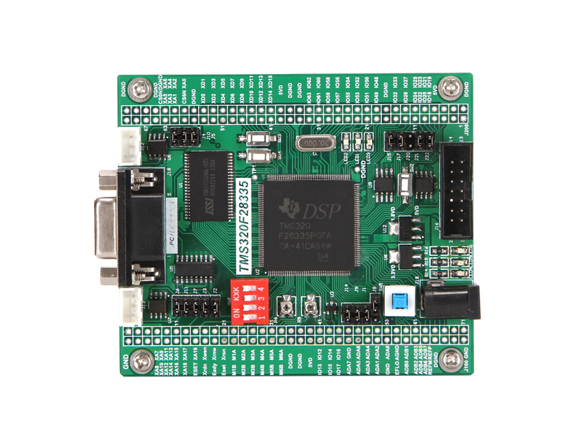 Core Board Of Development Board Of Dsp System Board Based On Tms320f28335 Home Appliances Air Conditioning Appliance Parts