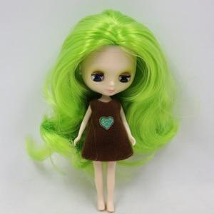 Image 3 - מפעל blyth מיני בובת 10CM גובה נורמלי גוף חמוד בובה