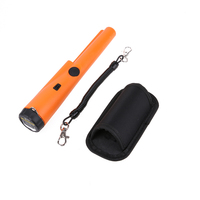 Pro Pointer AT Pinpointer Metal Detector Waterproof ProPointer & Holster Alarms One Touch Operations