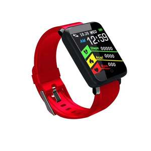 Image 2 - Bluetooth Smart Watch Fitness Band Sports Bracelet Blood Pressure Pedometer F1 For Xiaomi Android iOS Free shipping