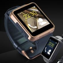 2016 neueste Ankunft Wasserdichte Bluetooth Smart Watch F1 Smartwatch Sync anruf Face Pedometer schlaf kamera player