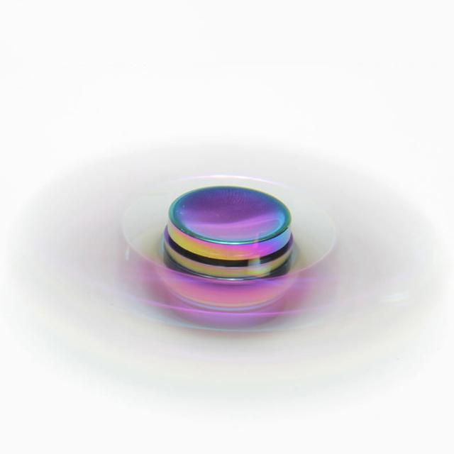 Two Point Fidget Spinner