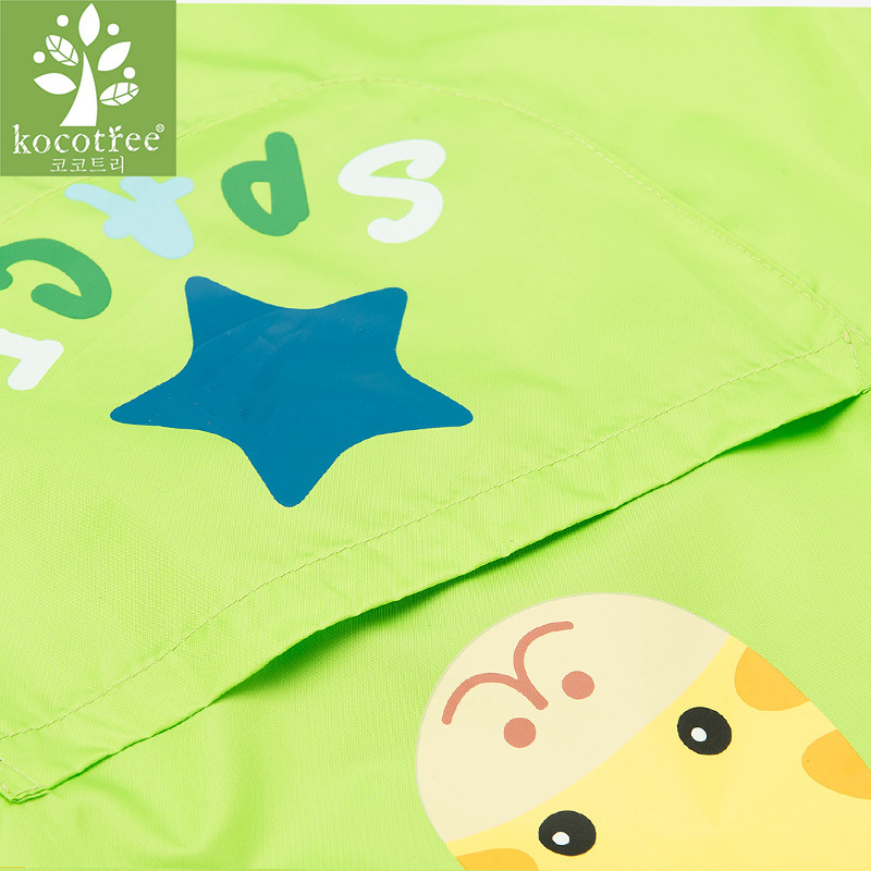 Children Baby Waterproof Long Sleeve Art Smock Apron Eating Smock for Painting Art Class Art Craft Painting Apron For Student