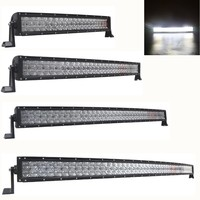 5D Curved Led Light Bar 120W 180W 240W 288W 300W Work Light For Car Jeep JK 4WD UTV Truck Pickup 4x4 Vehicle 12V 24V Automotive