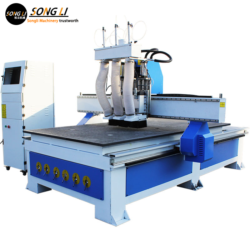 1325 CNC milling machine woodworking board furniture door cabinet automatic engraving relief engraving tool