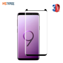 Non full coverage Toughened glass for Samsung Galaxy s8 + S8 plus screen glass protection film Galaxy note 9 S9 Screen Protector