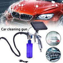 4.3 Inch Visual Car Cleaning Pistol Air Conditioning Cleaner Car Air Conditioning Pipe Endoscope Cleaning Gun Car Washer