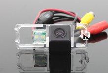 ДЛЯ Volkswagen VW Touareg 2011 ~ 2014/Автомобильная Стоянка Камера/Задняя вид Камеры/HD CCD Ночного Видения Резервного копирования Вспять камера