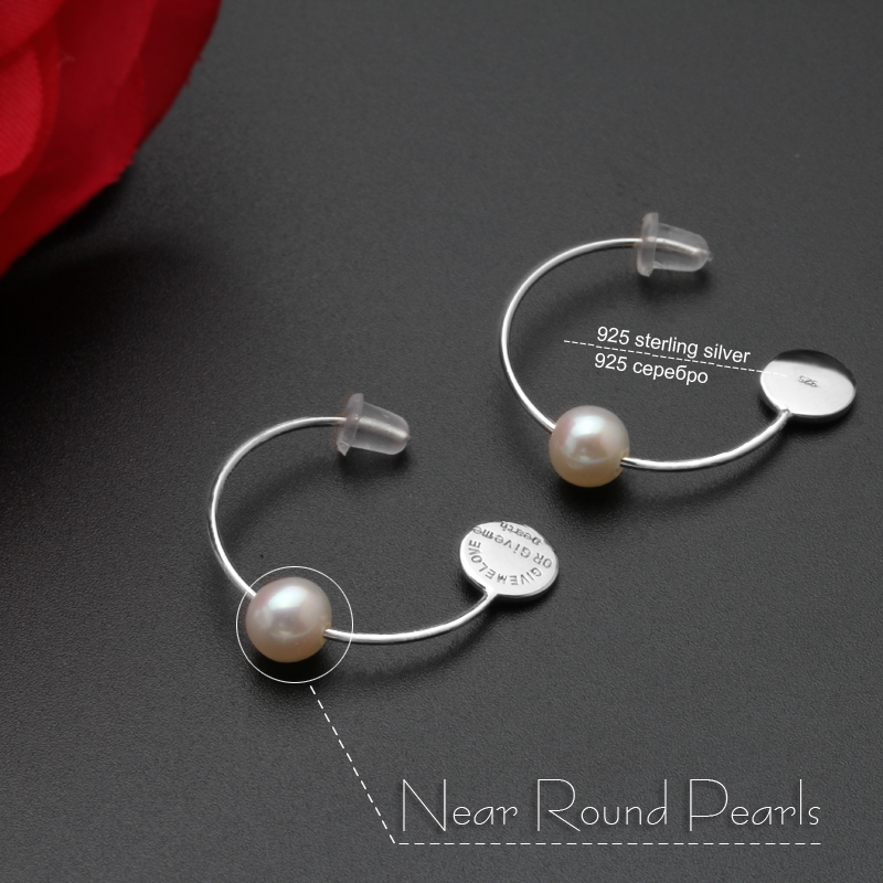earrings shop main jewellery silver sterling pearls freshwater with pearl jacket papaya honey triangle by fitted