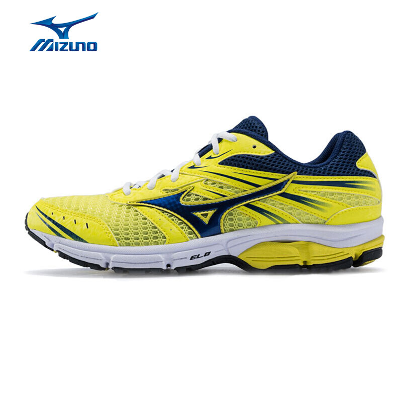 MIZUNO Men's WAVE ZEST Running Shoes Cushioning Breathable Sports Shoes Sneakers J1GR159830 XYP530 zest zest 23742 3