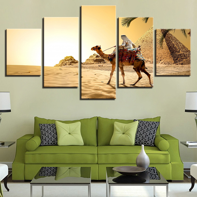 Modern Frames For Painting Modular Cheap Pictures 5 Panel Ancient