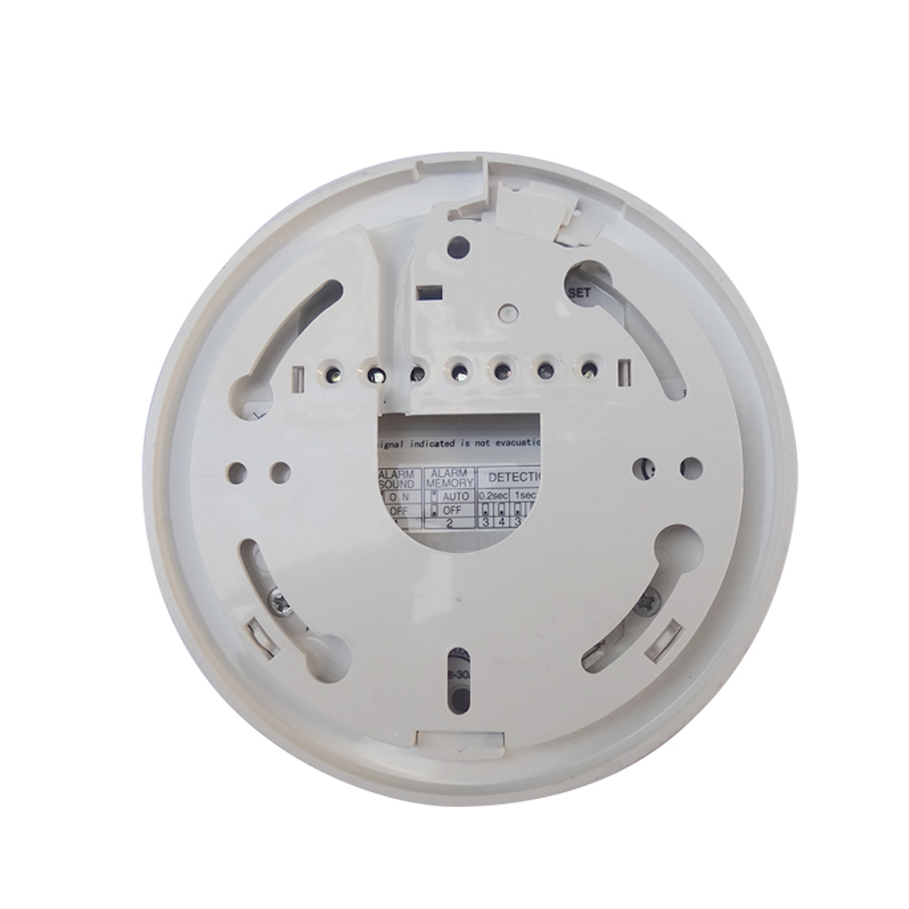 NIEUWE 2000E draad Fire Smoke Alarm sensor Vlam detector Voor home security olie gas station Ultraviolet ray lichtopbrengst GEEN NC relais - 4