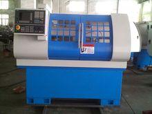 Machine tool Lathe 2 Axis Cnc Lathe Machine Spindle 2.2 Kw 1600 Rpm Turning 320Mm Herramientas Torno Metal Cnc Metal Lathe
