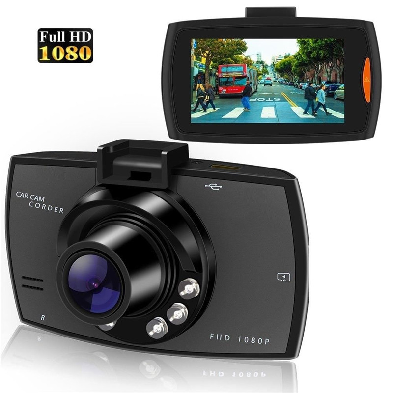 Car DVR Camera Dash-Cam Video-Registrars Night-Vision Full-Hd G30 1080P 2 G-Sensor