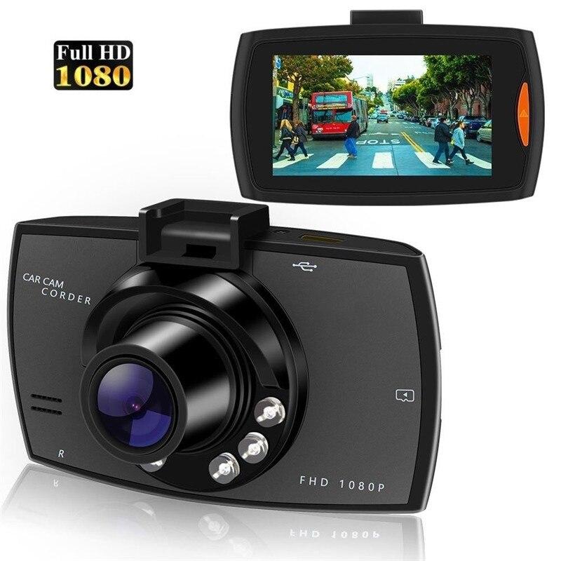 2.4/'/' HD Dash-Cam Dual Camera Front Driving Recorder Car DVR GPS 120 Degree USA