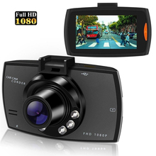 2.4 Inch Car DVR Camera G30 Full HD 1080P 120 Degree Dashcam Video Registrars for Cars Night Vision G-Sensor Dash Cam все цены