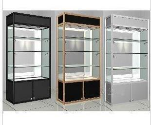 Gifts Medals Thickened Computer Main Cabinet Showcase Display Cabinets  Glass Display Counters Jewelry Cabinet Shelf Boutique In Office Sofas From  Furniture ...