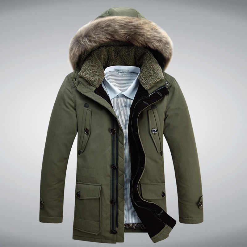 Venta caliente pato blanco abajo chaqueta hombres chaqueta otoño invierno cálido Abrigo con capucha de los hombres ultraligero de pato abajo chaqueta de hombre a prueba de viento parka