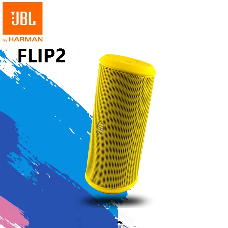 New Original JBL Flip 2 Fashion Designed Mini Portable Bluetooth speaker with FreeShipping pk charge 2 pulse 2 CHR2+ SL-1000S jbl charge 2 orange