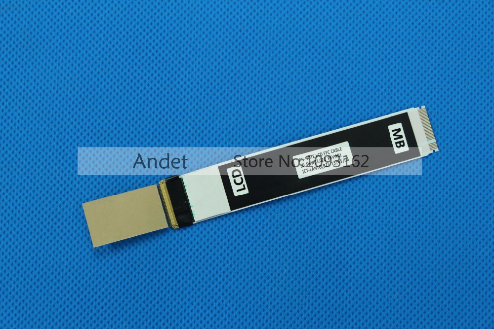 New Original for Lenovo ThinkPad X1 Helix LCD LED Video Cable 50.4WW03.022 for thinkpad x1 carbon led lcd laptop screen b140xtn02 5 1366x768 lvds 40pin original new