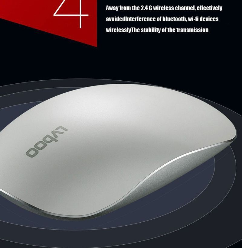 Rapoo touch mouse (8)