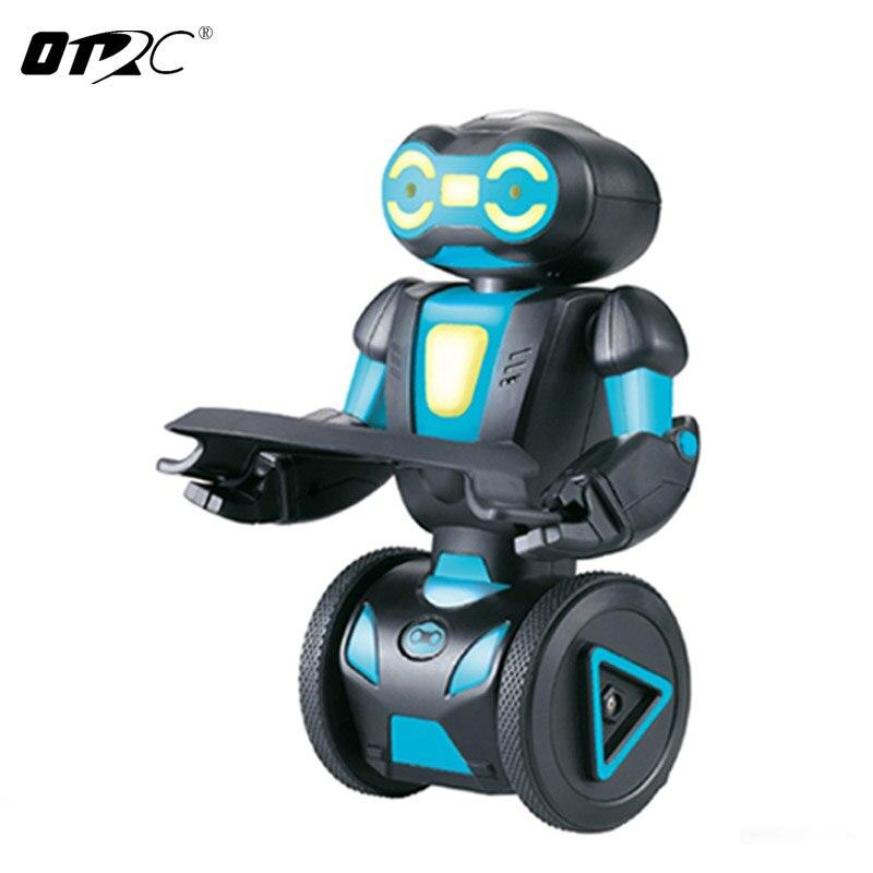 OTRC Intelligent Humanoid Robotic Remote Control Robot, Smart Self Balancing Robot, 5 Operating Modes self balancing two wheeled robot