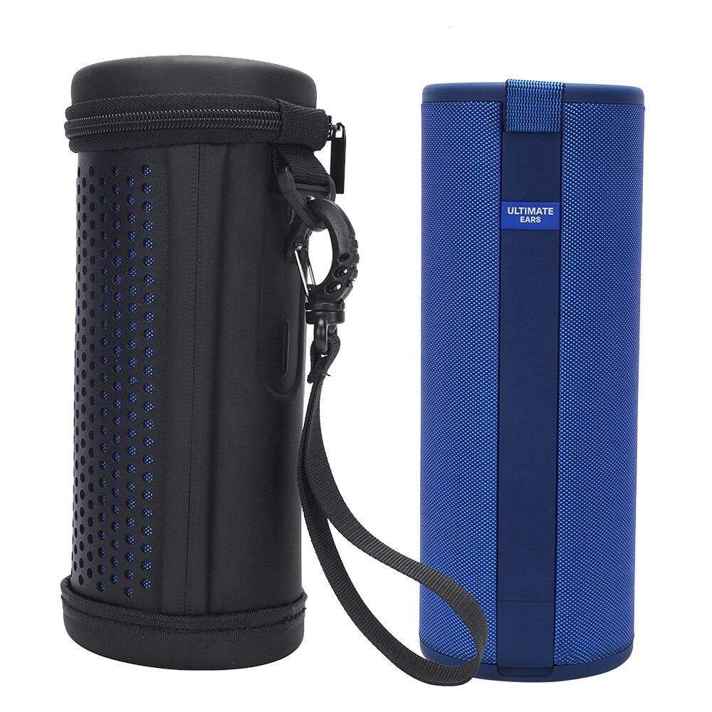 2019 Étui de Transport Protéger Sac De Stockage De Couverture Voyager Cas pour Logitech Ultimate Ears UE MEGABOOM 3 Portable Bluetooth Haut-Parleur