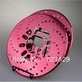 """2 шт. 10.1 """" красный диск автомобиля TYPERD ecorative тормозной перфорированные крышка"""
