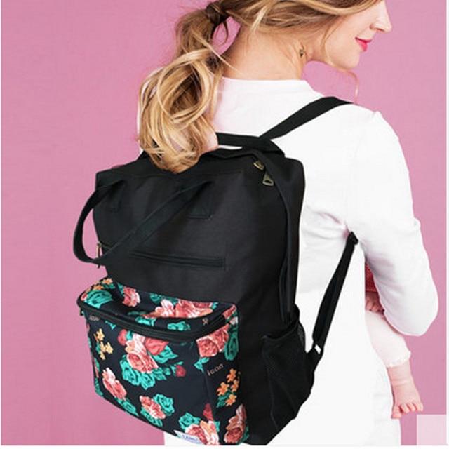 Large Capacity Mummy Waterproot Backpack Multi-Purpose,Nappy Diaper Baby Bags,Popular Bolsa Para Maternidade,Outdoor Bag,4 Color