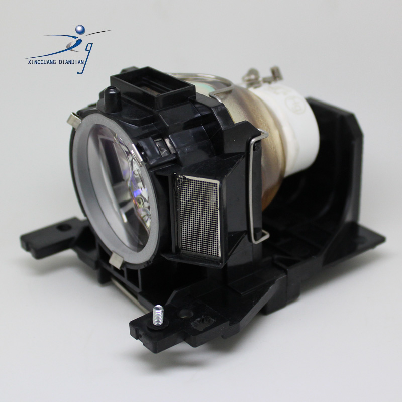 projector lamp bulb DT00893 for Hitachi CP-A52 ED-A101 ED-A111 CP-A200 USHIO NSHA220W new original with housing best brightness