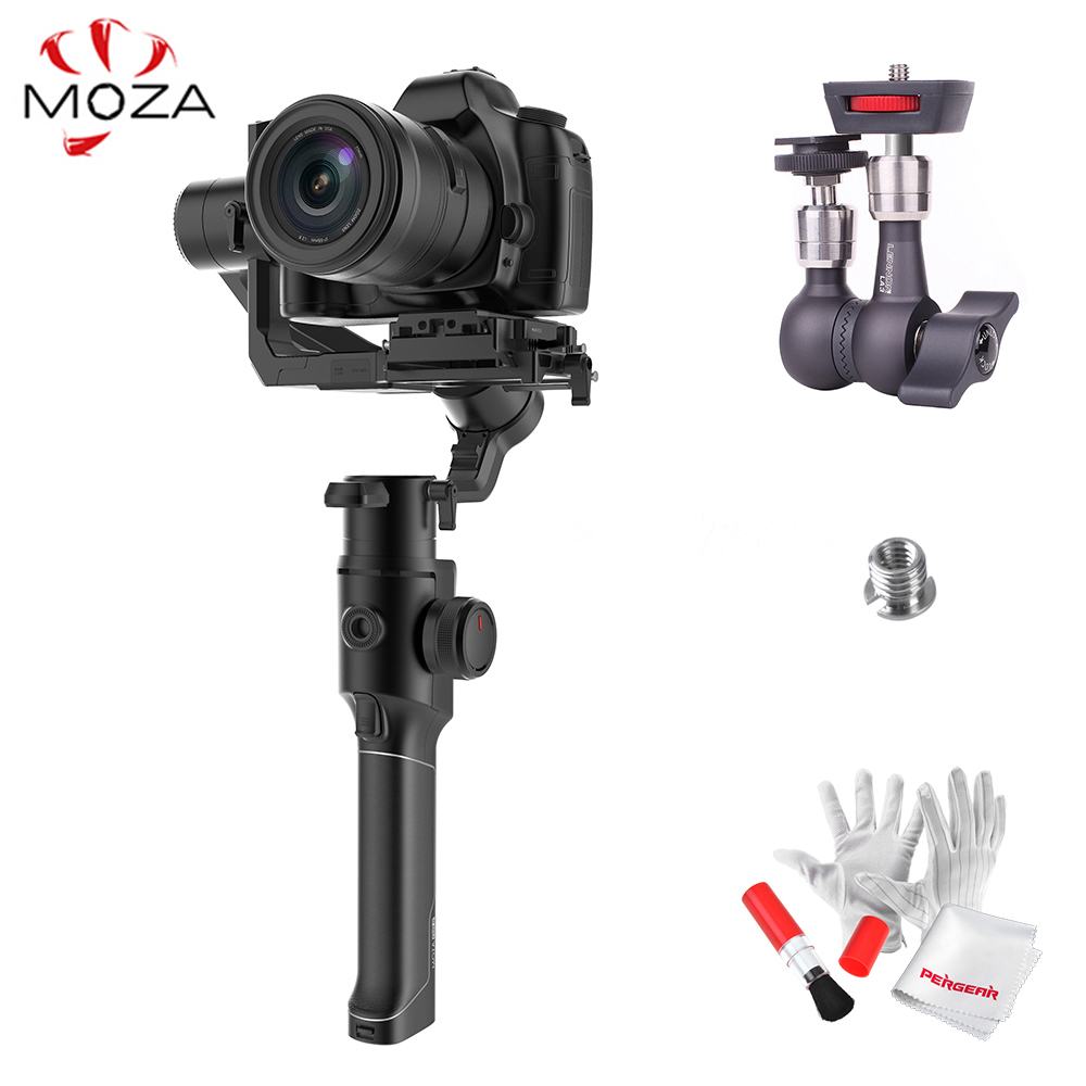 Moza Air 2 3 Axis Handheld Gimbal Stabilizer for Canon Nikon Sony A7S A7R3 Lumix GH4 DSLR
