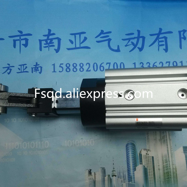 RSQA50-30TL SMC air cylinder pneumatic component air tools mgpm63 200 smc thin three axis cylinder with rod air cylinder pneumatic air tools mgpm series mgpm 63 200 63 200 63x200 model