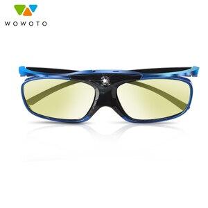 Wotou 3D-очки для кинотеатра, виртуальная реальность, красные, синие очки, смарт-очки