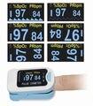 CE CONTEC OLED  CMS50NFingertip oxymeter spo2,PR monitor Blood Oxygen Pulse oximeter,OLED
