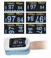 CE CONTEC OLED CMS50NFingertip Oxymeter Spo2 PR Monitor Blood Oxygen Pulse Oximeter OLED
