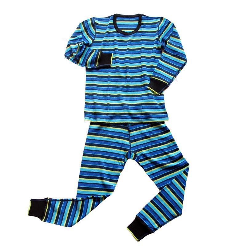 100% merino wool kids underwear set striped нижнее белье для мальчиков new brand 100% kids underwear