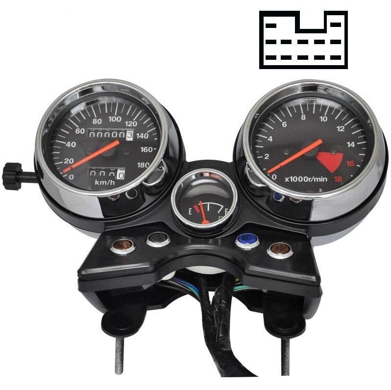Gauges Cluster Speedometer Tachometer Odometer Fits For Suzuki GSF250 Bandit GJ77A
