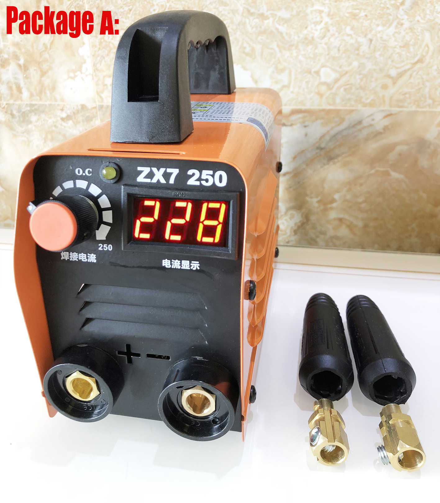 US $30 4 5% OFF|For free 250A 110 250V Compact Mini MMA Welder Inverter ARC  Welding Machine Stick Welder-in Arc Welders from Tools on Aliexpress com |