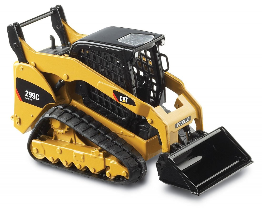 N-55226 1:32 кошка 299C гусеничные игрушка погрузчик