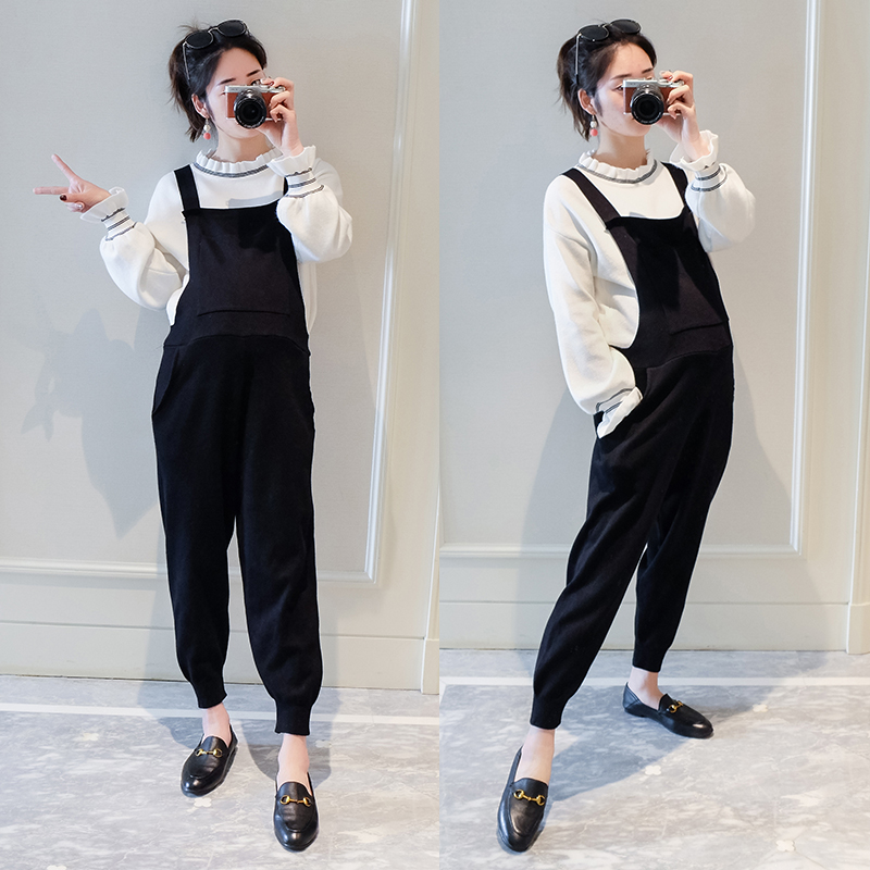 2018 autumn women pants high waist dungarees jumpsuit women women pants harem vintage pockets belt zip rompers pants exotao high waist denim pants for women vintage ripped holes jeans harem pantalon 2017 autumn vaqueros mujer pockets pantalon page 6