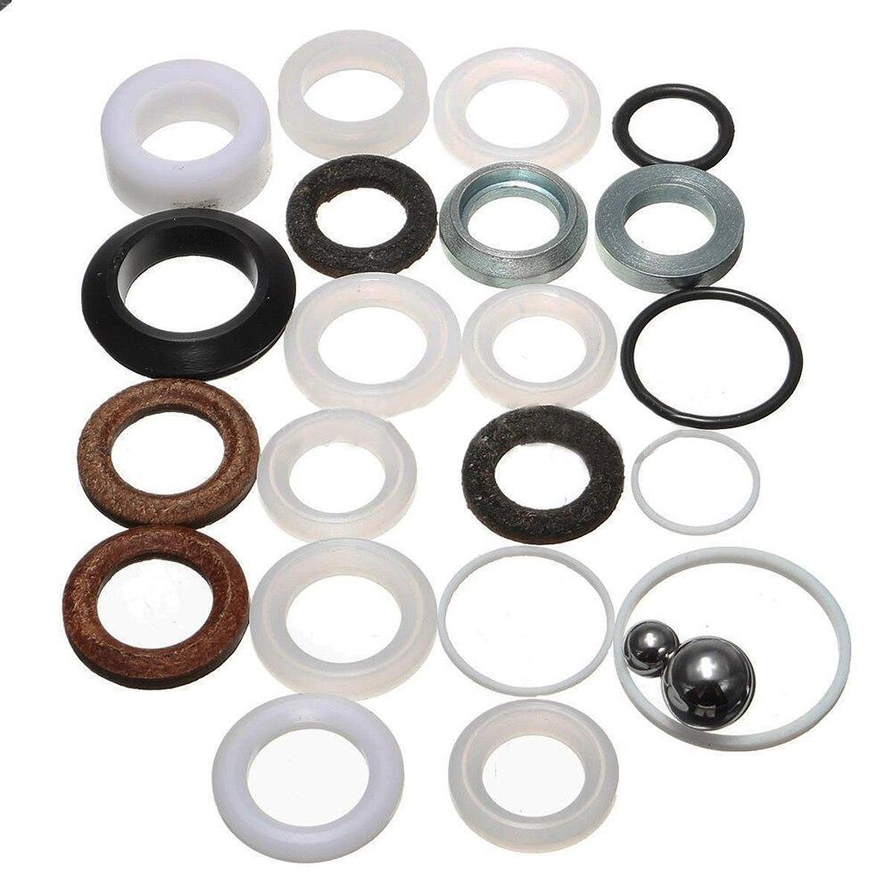 23Pcs Sealing Ring Repair Kit For Ultra Graco Paint Sprayer 390 395 490 495 595