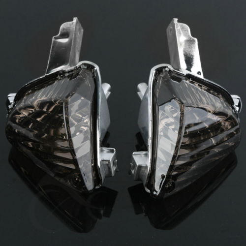 Motorcycle Indicator Rear Turn Signal Tail Light For SUZUKI GSXR 600 750 2008-2010 09 GSXR 1000 K7 2007-2008  Lens Smoked New
