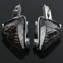 Indicatore moto Posteriore Del Segnale di Girata Fanale posteriore Per SUZUKI GSXR 600 750 2008-2010 09 GSXR 1000 K7 2007 -2008 lente Affumicato nuovo