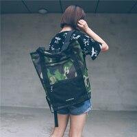High Capacity Backapck Girl Student School Bag Japan And Korean Style Harajuku Fashion Popular Waterproof Travel