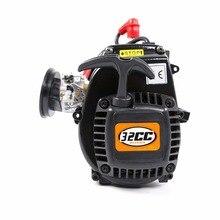 32cc 4 Болты двигателя для Hpi Rovan КМ Baja 5b 5 т 5sc Losi rc части автомобиля