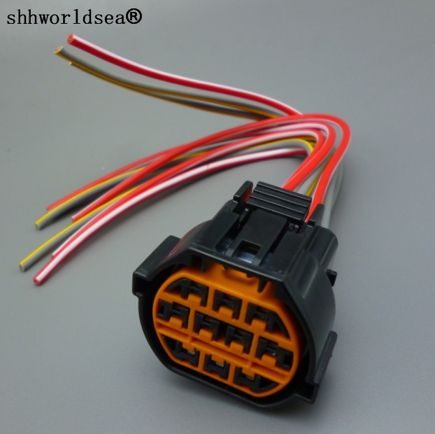 10 Pin Wiring Harness - Wiring Diagram Progresif