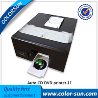 Second Generation CD PVC Printer For Epson 330 With 60pcs CD PVC Tray Free For You