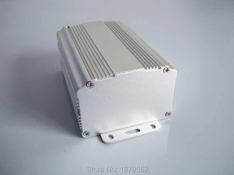 69*46*100 мм Маленькая Алюминиевая Электронная коробка для проекта усилитель мощности корпус из сплава корпус DIY PCB корпусный переключатель узел управления коробка