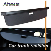 Atreus 1set Car Rear Trunk Security Shield Cargo Cover For Land Rover Range Rover Sport 2018 2017 2016 2008 accessories