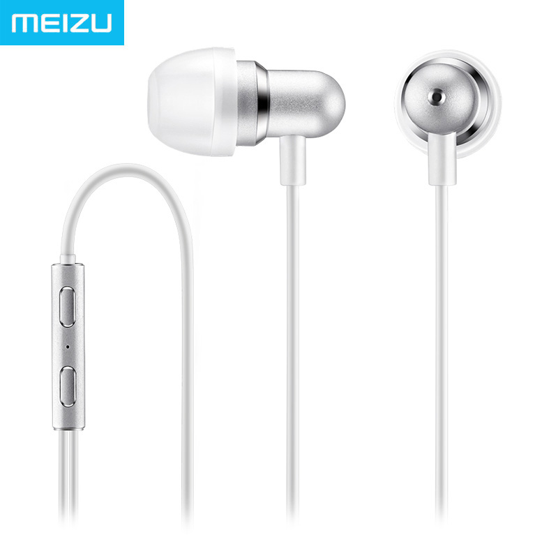 High quality MeiZu EP31 Hifi 2.0 Earphone Heavy bass Headsets Drive-by-wire Earphone With Mic For MeiZu Pro5 MX2 MX3 MX4 PRO 6 high quality laptops bluetooth earphone for msi gs60 2qd ghost pro 4k notebooks wireless earbuds headsets with mic